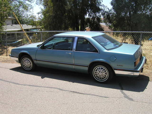 Buick Lesabre Pic X on 1989 Buick Lesabre Coupe