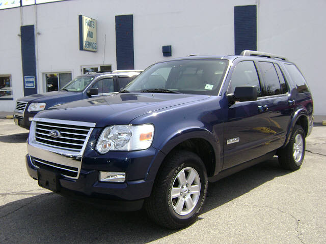 Picture of 2008 Ford Explorer XLT, exterior
