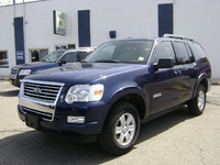 2008 Ford Explorer Overview