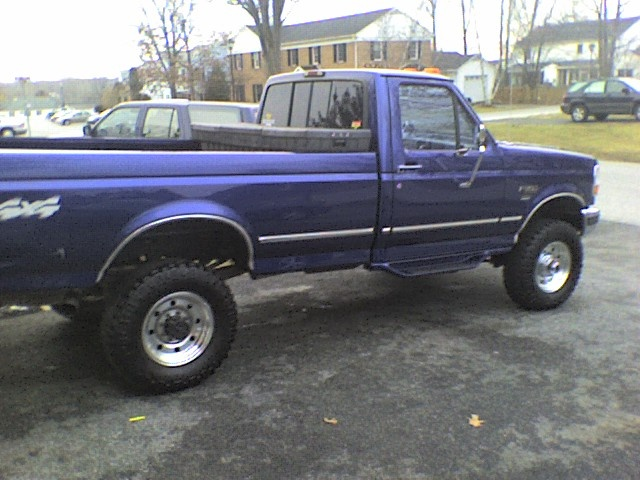 Picture of 1993 Ford F-350