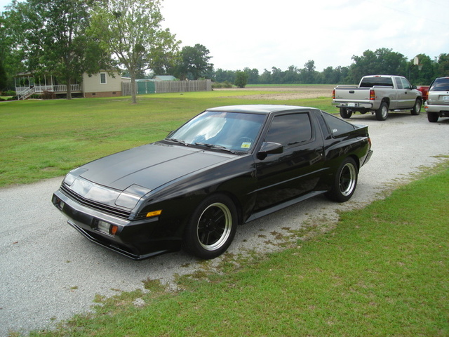 Picture of 1987 Chrysler Conquest TSi