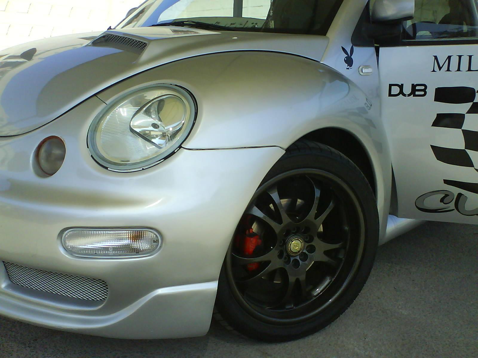 Volkswagen Beetle Turbo S - Pictures - 2002 Volkswagen Beetle Turbo S ...
