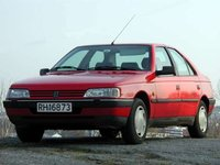 1996 Peugeot 405 Overview