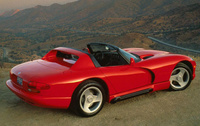1992 Dodge Viper Overview