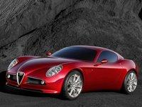 2009 Alfa Romeo 8C Competizione Overview