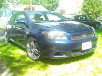 2005 Scion tC Sport Coupe picture, exterior