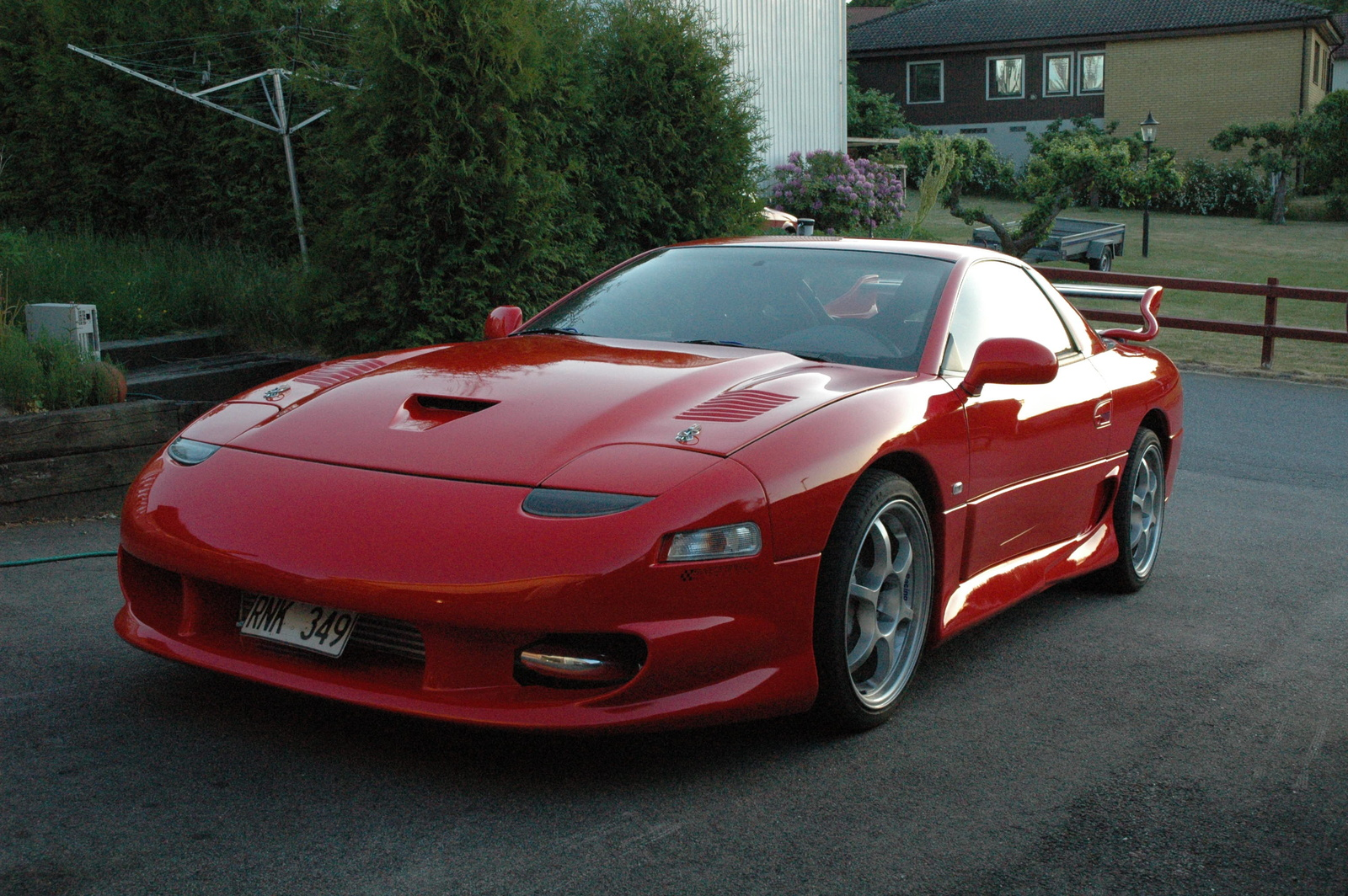 1999 Mitsubishi 3000gt Body Kit Images & Pictures - Becuo