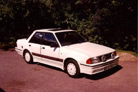 1983 Ford Orion Overview