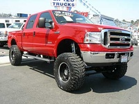 2006 Ford F-250 Super Duty, 2008 Ford F-250 Super Duty XL Super Cab LB 4WD picture, exterior