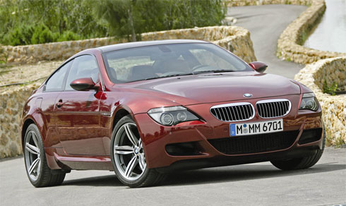 2008 BMW 6 Series 650i picture