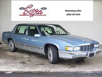 Picture of 1993 Cadillac DeVille Touring Sedan, exterior, gallery_worthy