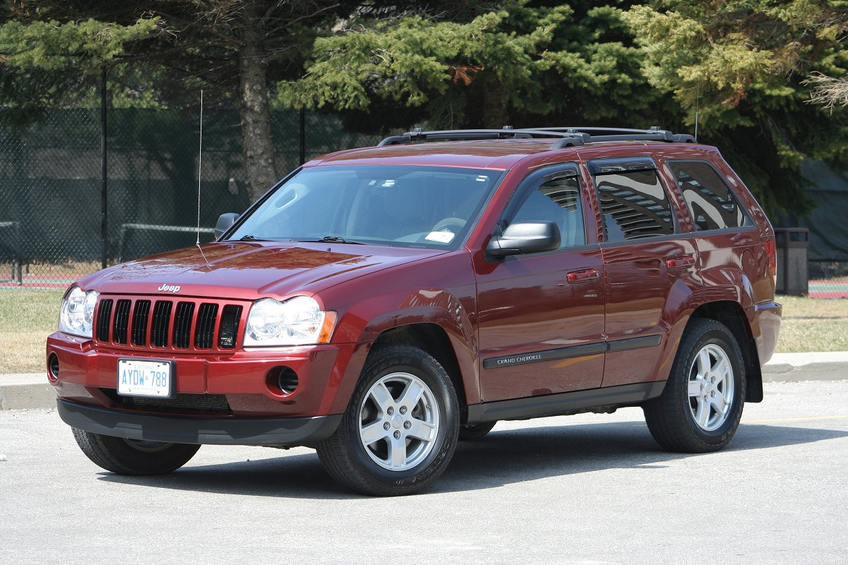 2007 jeep grand cherokee exterior pictures cargurus. Black Bedroom Furniture Sets. Home Design Ideas