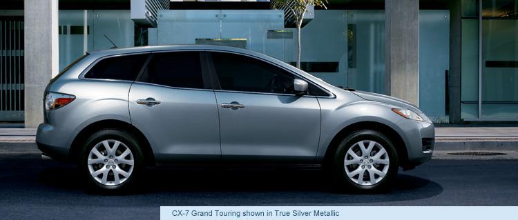 2007 Mazda cx 7 Grand Touring