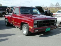 1981 GMC C/K 10 Overview