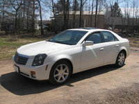 Picture of 2004 Cadillac CTS, exterior