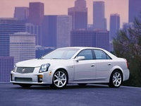 2005 Cadillac CTS-V, 2005 Cadillac CTS 3.6L picture, exterior