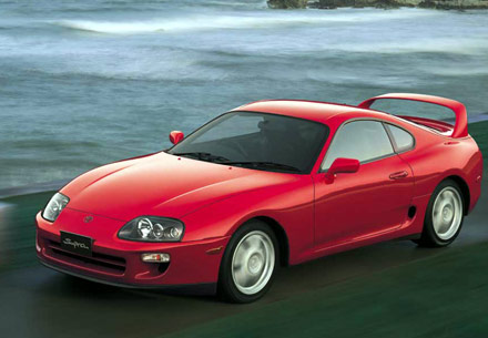 1997 Toyota Supra 2 Dr Turbo Hatchback picture