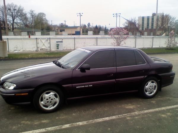Picture of 1998 Pontiac Grand Am 4 Dr SE Sedan, exterior, gallery_worthy