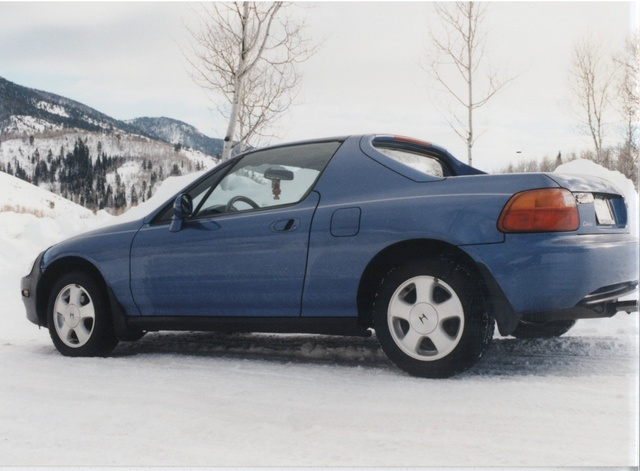 Picture of 1994 Honda Civic del Sol 2 Dr Si Coupe, exterior, gallery_worthy