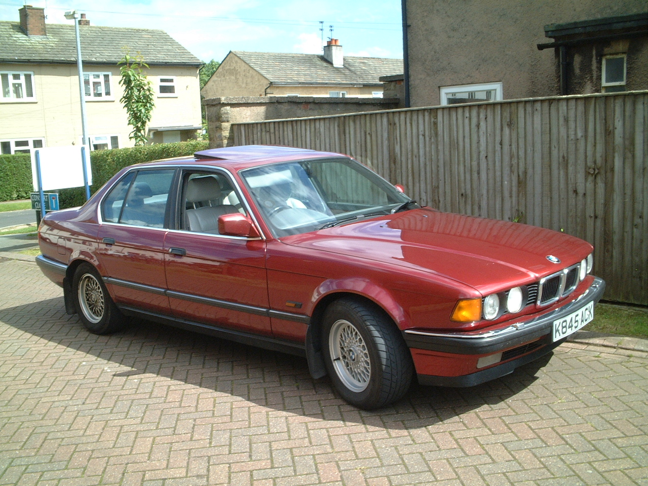 1993 Bmw 7 Series Pictures Cargurus