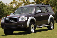 2008 Ford Endeavour Overview