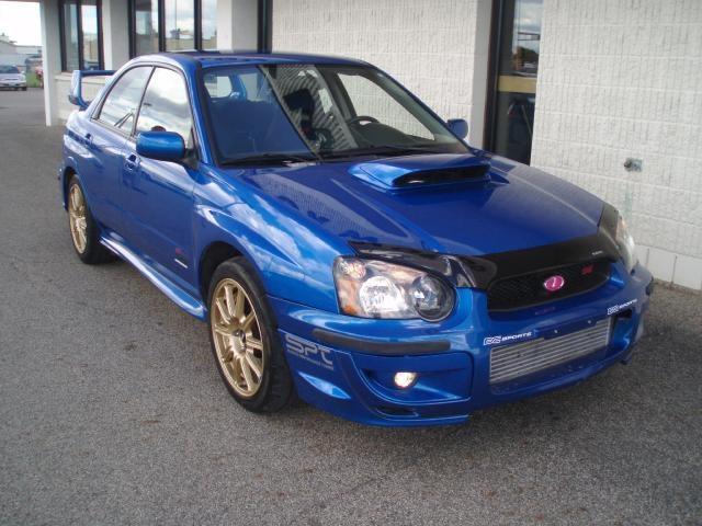 Picture of 2005 Subaru Impreza WRX STI, exterior, gallery_worthy