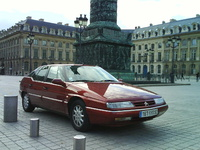 1998 Citroen XM Overview
