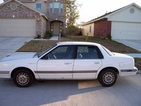 1991 Oldsmobile Cutlass Ciera, 1989 Oldsmobile Cutlass Ciera picture, exterior