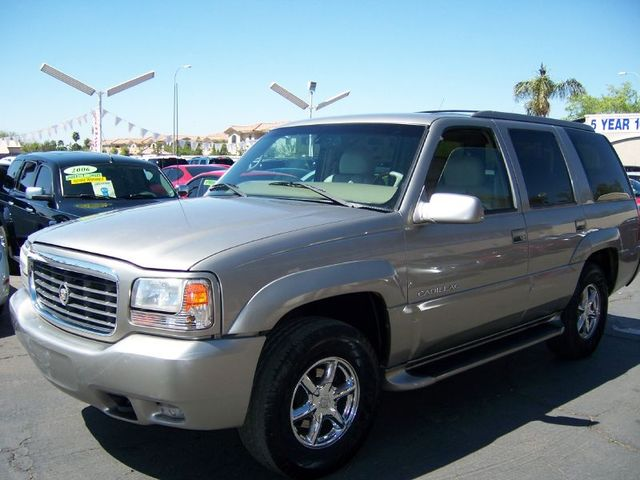 Picture of 2000 Cadillac Escalade 4 Dr STD 4WD SUV