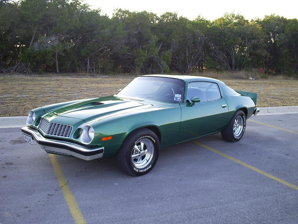 1974 camaro bmw - photo #13