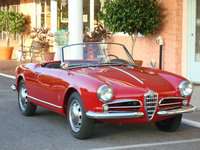 1958 Alfa Romeo Giulietta Overview