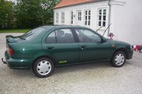 Picture of 1996 Nissan Almera, exterior