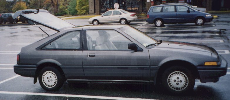 1989 Honda Accord Lxi Hatchback Related Infomationspecifications