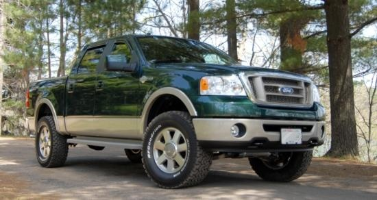 Ford F Dr King Ranch Wd Crew Cab Ft Sb Pic X