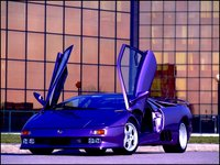 1997 Lamborghini Diablo, 2001  Lamborghini Diablo VT, exterior, gallery_worthy