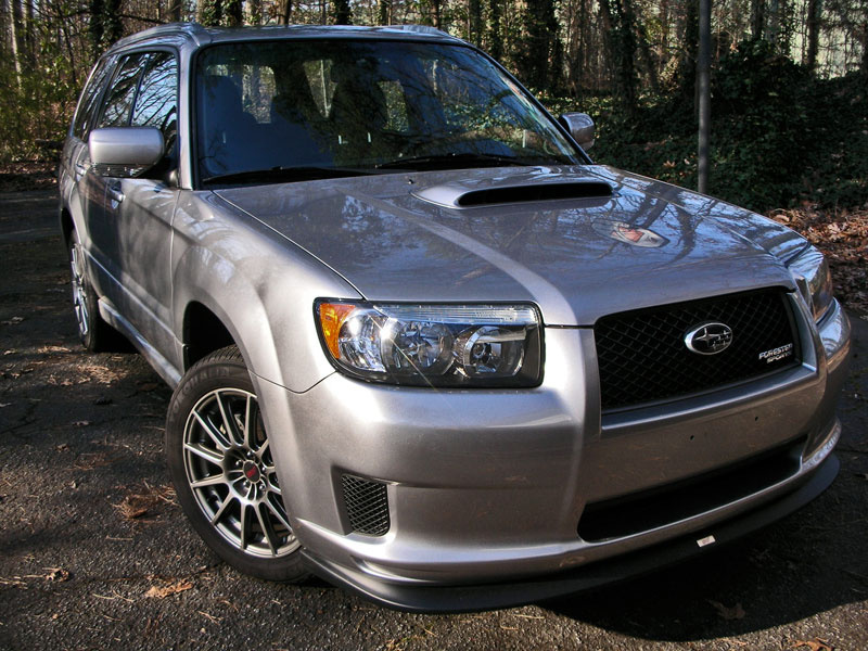 2004 forester xt manual for sale