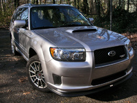 2008 Subaru Forester Sports 2.5XT picture, exterior