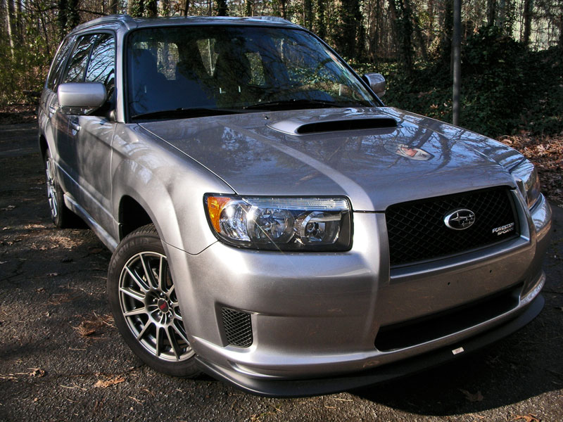 2008 Subaru Forester Sports 2.5XT picture