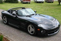 1994 Dodge Viper 2 Dr RT/10 Convertible , exterior