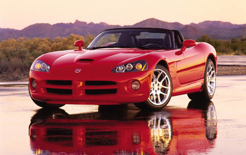 1992 Dodge Viper 2 Dr RT/10 Convertible