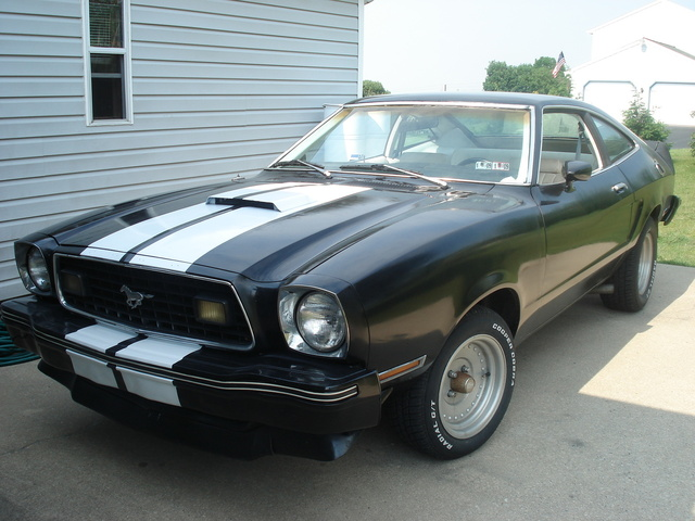 Picture of 1977 Ford Mustang II Cobra II RWD