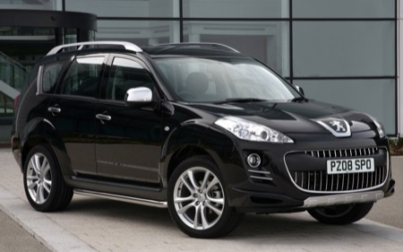 Picture of 2008 Peugeot 4007, gallery_worthy