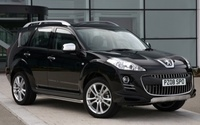 2008 Peugeot 4007 Overview