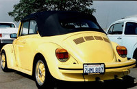 1974 Volkswagen Super Beetle, QTPA2D MY BEACH CRUISER, exterior