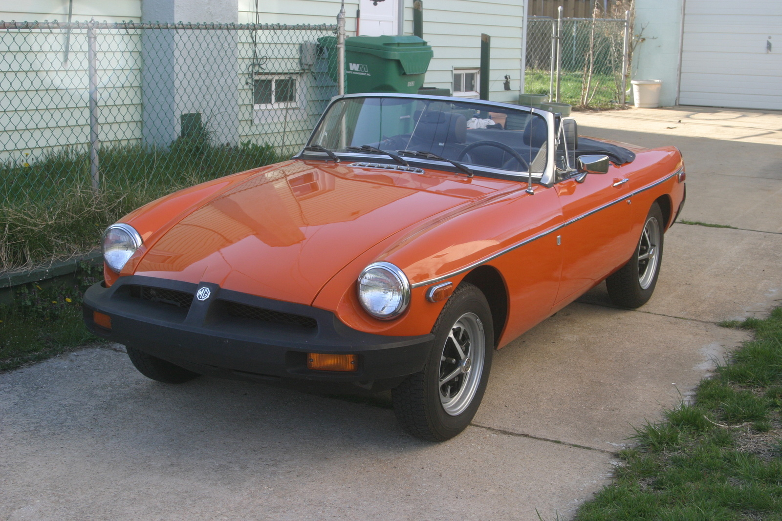 Used Volvo For Sale Cargurus >> MG MGB Roadster - Overview - CarGurus
