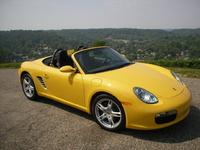 2008 Porsche Boxster Picture Gallery