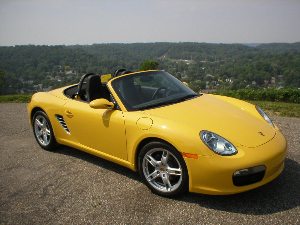 Picture of 2008 Porsche Boxster