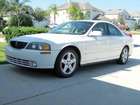Picture of 2001 Lincoln LS V8, exterior