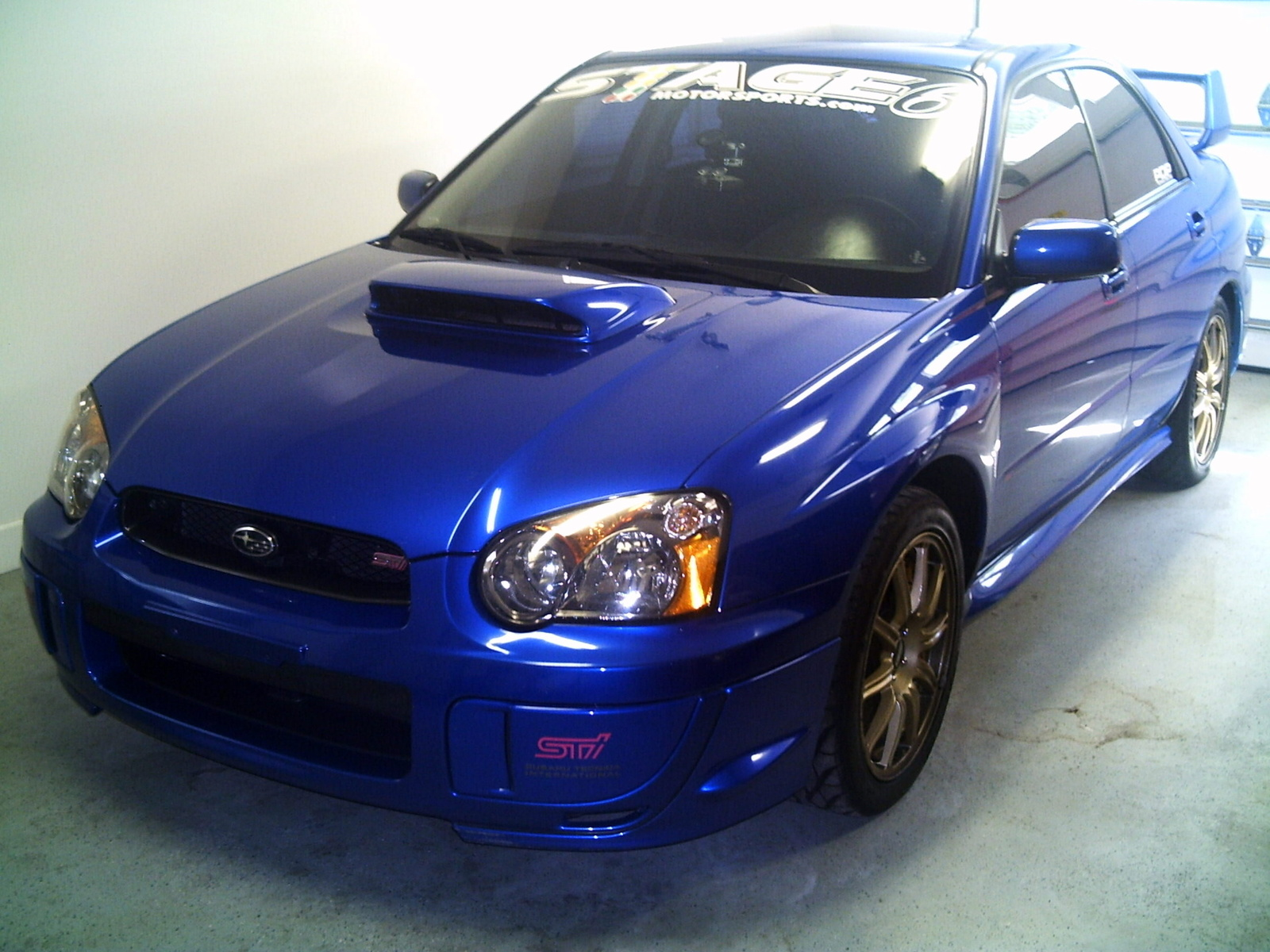 2004 subaru impreza wrx sti exterior pictures cargurus. Black Bedroom Furniture Sets. Home Design Ideas