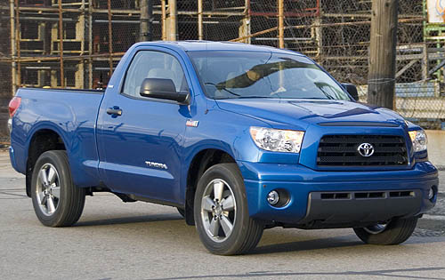 Picture of 2008 Toyota Tundra, exterior, gallery_worthy